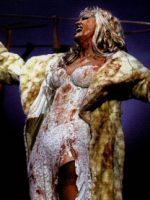 Kostum za gledališko predstavo Bakhanke (Helena Blagne)