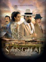 Izdelava korzetov za film Šanghaj
